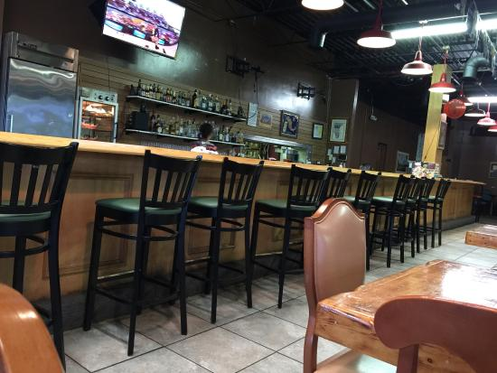 3 Agaves Mexican Restaurant Seating