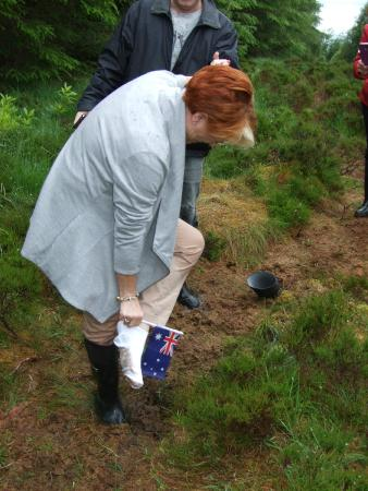 Wellie Stuck In The Mud Reaction Wet Knickers Onlookers