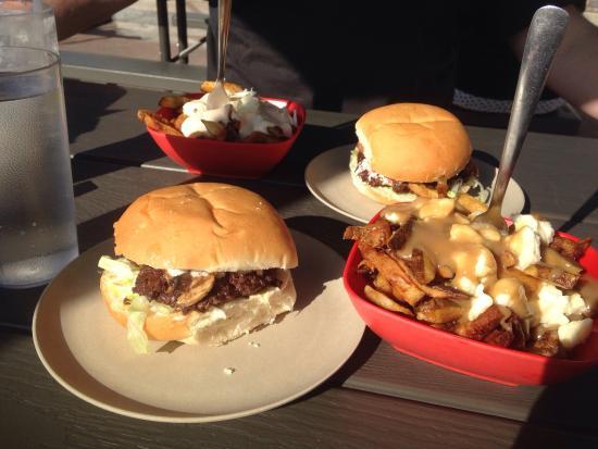 JACK's Burger Shack: Yumm!