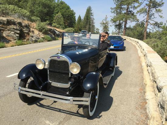 Model T Tours: Model A