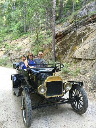 Fish Camp, CA: Model T