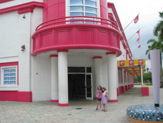 Barbie Dream House Experience Florida: Picture Of Barbie Dream House Experience