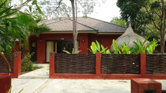 The Residence Hua Hin: บ้านพัก