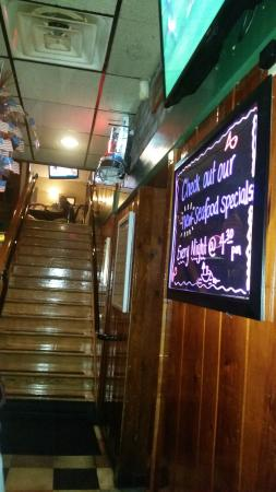 Klee's Bar and Grill: Klee's - upstairs dining