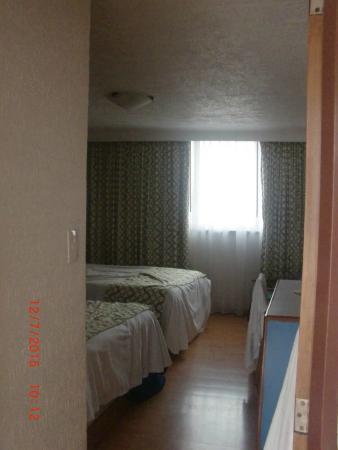 Hotel Palace: Suite con  camas