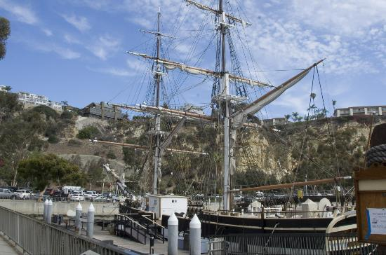 Dana Point, CA: Take a cruise on the Pilgrim Brig and discover the spirit of ocean exploration that brought Rich