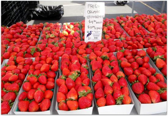 La Jolla Open Aire Market : Fresh Fruit