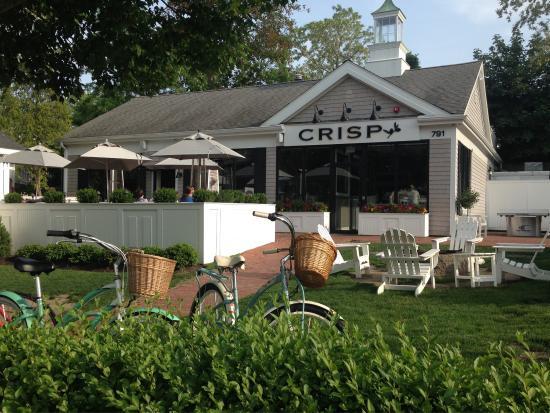 Crisp Flatbread Inc Cape Cod