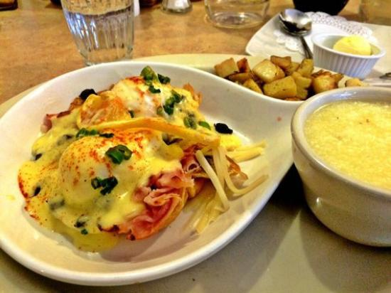 Parisian Benedict...PIX does NOT do it justice!! - Picture of The ...