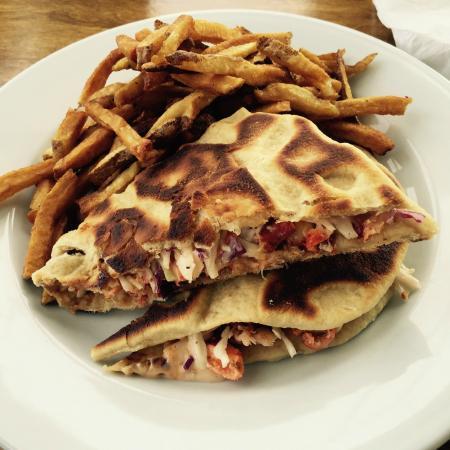 Boat Shop Steak & Seafood Restaurant: Lobster Reuben
