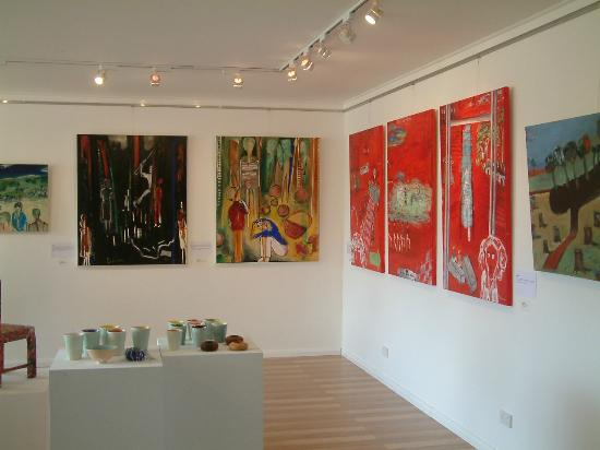 Poatina, Αυστραλία: Solo Exhibition Pamela Horsley