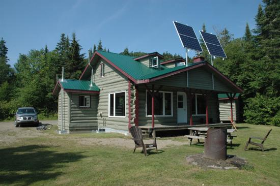Riviere-A-Pierre, Canada: chalet