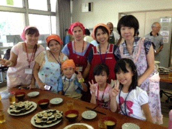 The Japanese Home Style Cooking Class For Foreigner