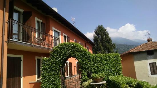 Hotel Adler : Balcony