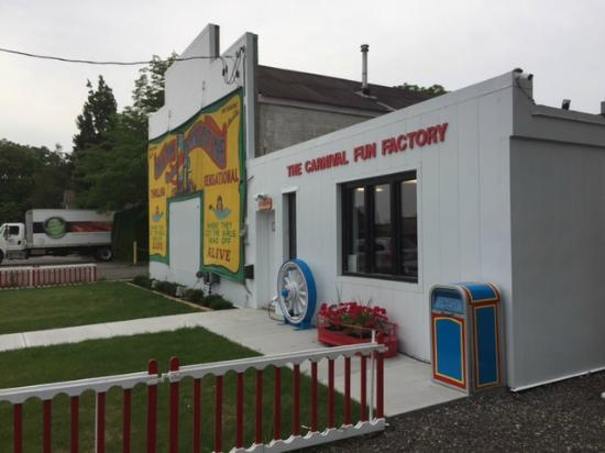 The Carnival Museum