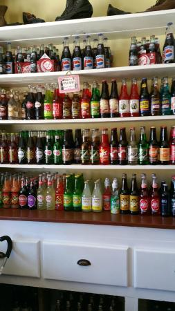 Judd's Store: more bottled soda choices