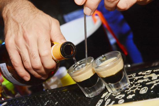 Passoa Cocktail Bar Ipsos-Corfu