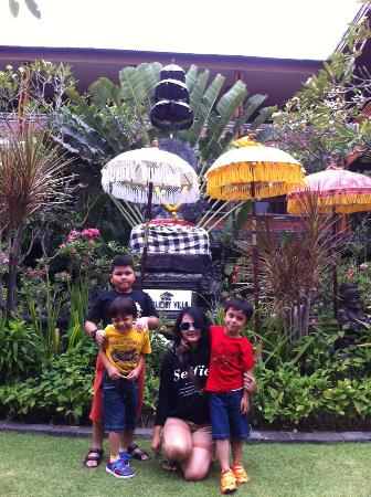 Wina Holiday Villa Hotel: Wina Holiday