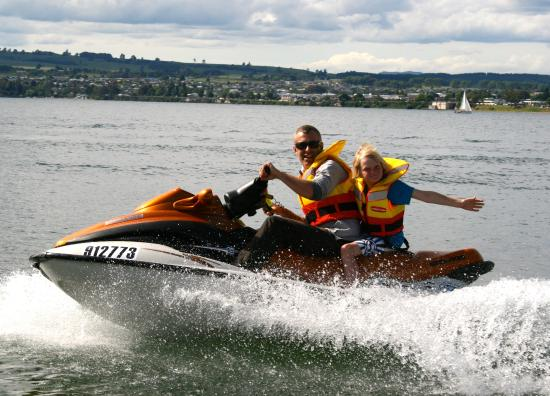 The top 10 things to do in taupo tripadvisor for Best jet ski for fishing