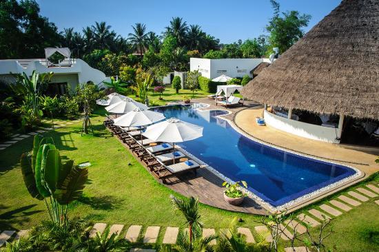 Navutu Dreams Resort & Spa: Garden View