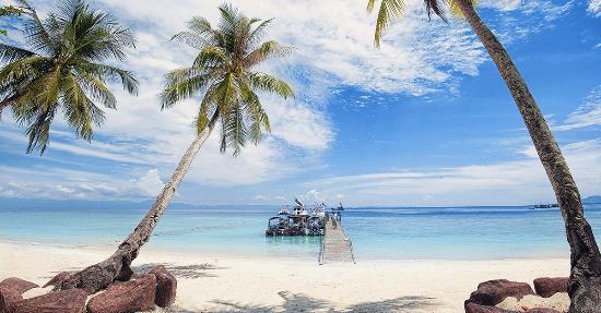 Pulau Lang Tengah, Maleisië: Lang Tengah Island Beach