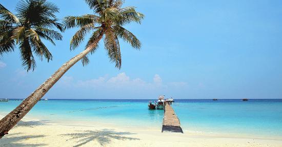 Summer Bay Resort Lang Tengah Island: Lang Tengah Island Beach