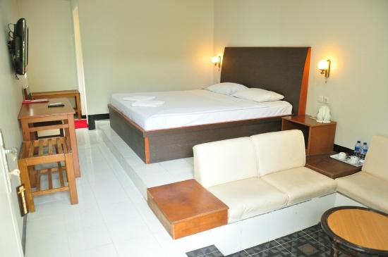 Minahasa Hotel Manado: Deluxe Room After Renovation