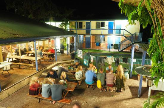 Backpackers Inn on the Beach at Byron Bay
