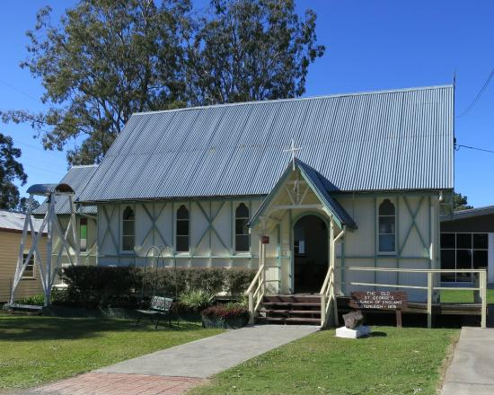 Old Anglican Church - Beenleigh Historical Village