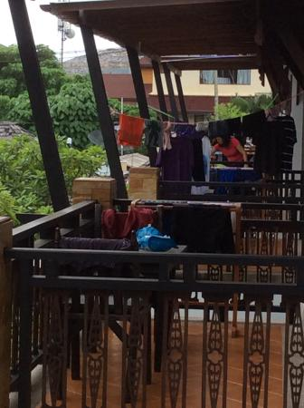 Railay Village Resort: Chinese everywhere