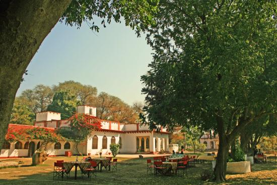 Chambal Safari Lodge: Mela Kothi
