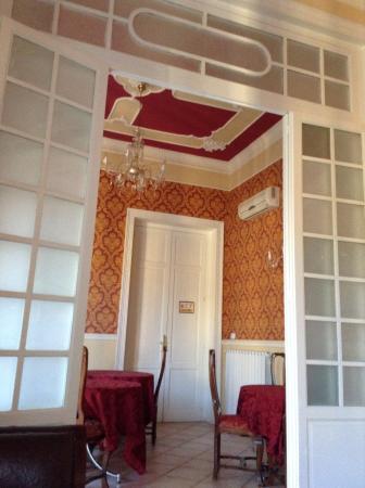 Dimora Annulina- Room & Breakfast: Salotto