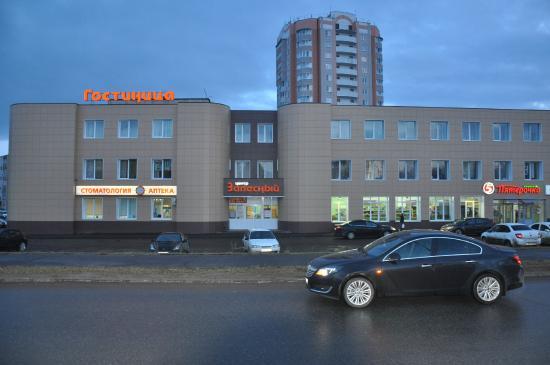 Hotel Zalesny