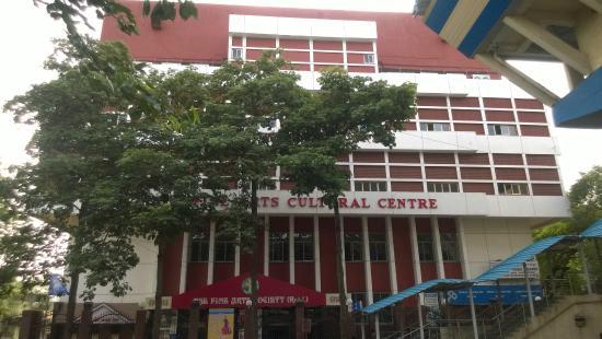 Fine Arts Cultural Centre