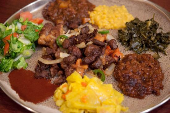 Abyssinia Ethiopian Resturant
