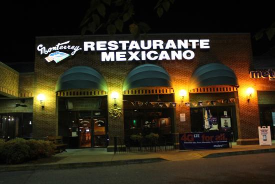 Monterrey S Mexican Restaurant Woodstock