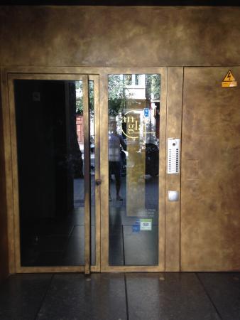Angla Luxury Apartments - Passeig de Gràcia: Вход