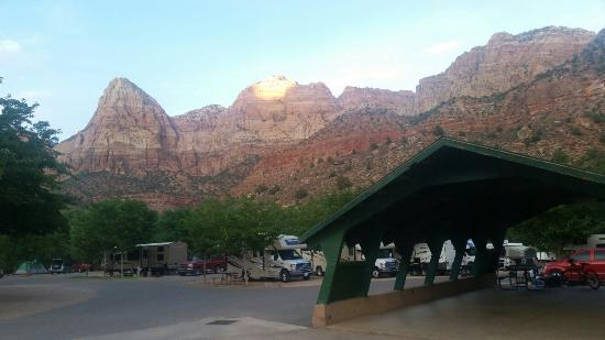 Zion Canyon Campground