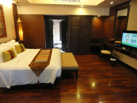 Siripanna Villa Resort & Spa: Room 1107