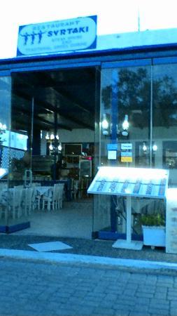 Syrtaki Restaurant: interno