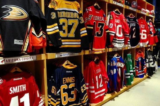 Launched on October 12, , the NHL Powered by Reebok Store is located in the heart of New York City at Avenue of the Americas, at the corner of 47th Street.
