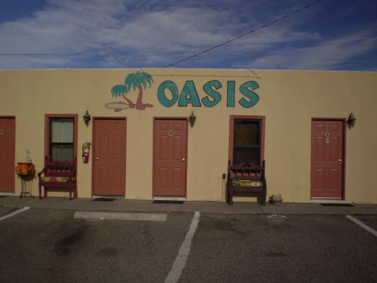 The Oasis Motel