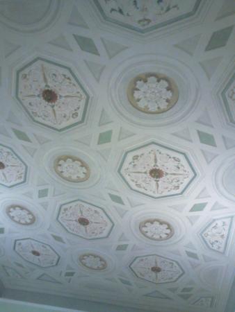 Cima delle Stelle: Soffitto camera