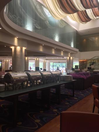 Days Inn Guangzhou: Lobby restaurant