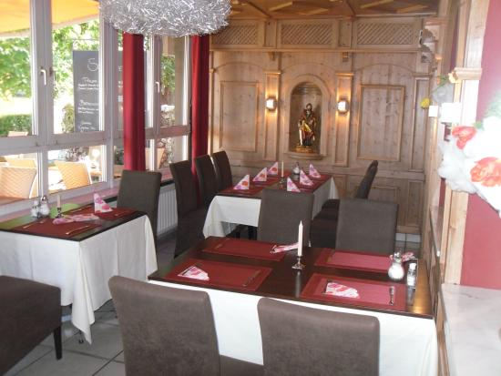 Gersthofer Auszeit - Hotel & Apartments: restaurant