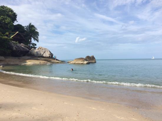 Mai Pen Rai Bungalows: Spiaggia