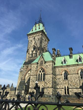 Ottawa, Canadá: Copper Roofed