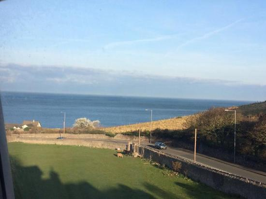 Premier Inn Llandudno North (Little Orme) Hotel: The view from our room.