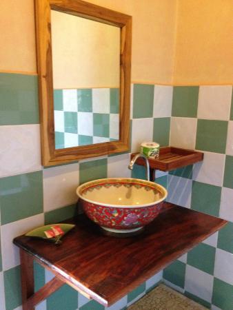لاو لو لودج: Bathroom
