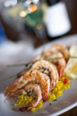 Off the Hook: Prawns YUM!